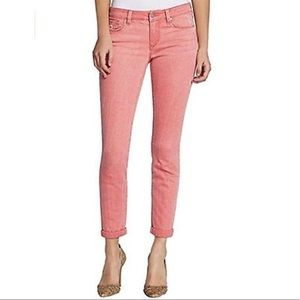 NWOT Jessica Simpson Rolled Crop Skinny Jeans
